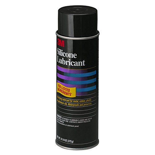 3M Silicone Lubricant 24Oz, Sold As 12 Can by 3M