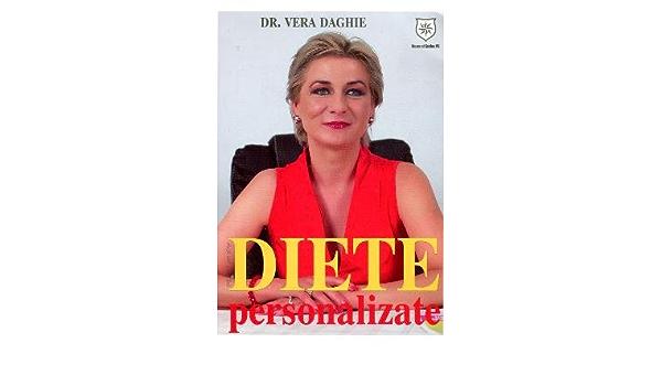 Doctor nutritionist Vera Daghie, cura slabire sanatoasa