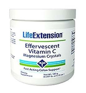 Amazon Com Life Extension Effervescent Vitamin C