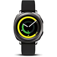 Samsung Gear Sport Smartwatch (Bluetooth), Black,...