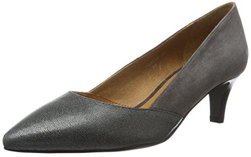 Belmondo 703531 03, Escarpins Bout Fermé Femme Gris (grigio)