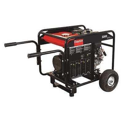 Dayton Portable Generator 5000 Watts Diesel
