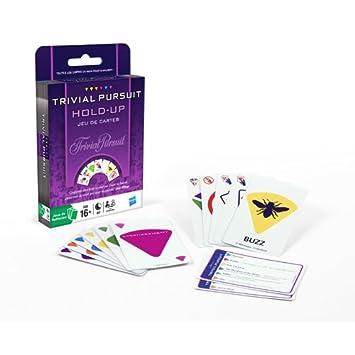 Hasbro - Trivial Pursuit - Juego de cartas - 50461 bloqueo ...