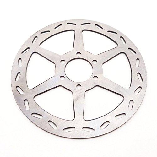 WhatApart Rear Brake Disc Rotor Disk Compatible with Motovox MBX10 MBX11 Pocket Mini Moto Bike MM-B80