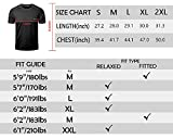 frueo 3 Pack Gym Workout Shirts for Men Dry Fit