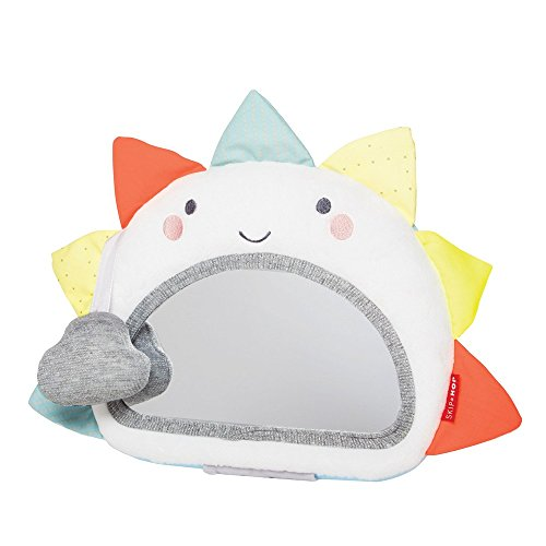 Skip Hop Silver Lining Cloud Activity Mirror, Multi