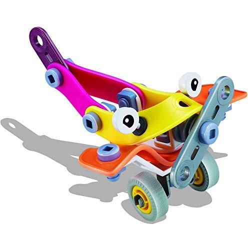 Alta Adjustable Interchangeable Kids Toy Car, Custom Designed, Soft Pieces ()