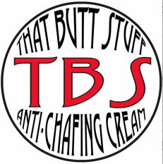 Anti Chafing Cream - Natural Chamois Balm by That Butt Stuff, 6 oz