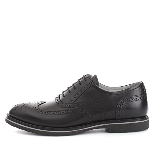 free shipping countdown package official for sale Nero Giardini P704840U Lace-up Shoes Men Black 9FbwzzzF