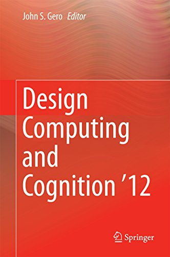 Design Computing and Cognition '12 Pdf