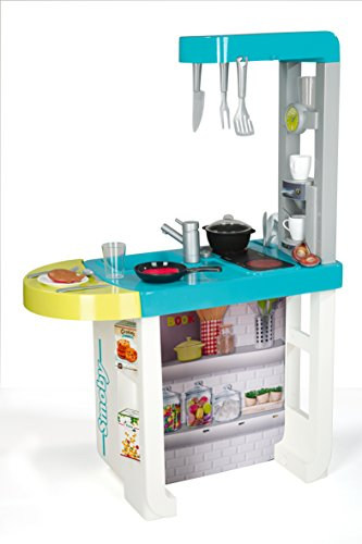 Buy Smoby Cherry Kitchen Blue White Online At Low Prices In India