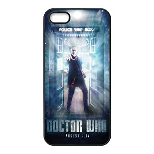 Doctor Who iPhone 4 4s Cell Phone Case Black Gift pjz003_3342231