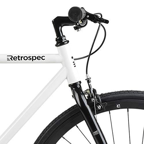 07d606b4fca Retrospec Harper Single-Speed Fixed Gear Urban Commuter Bike. Asin:  B07RL8VVWM. Best Fixed Gear Bikes