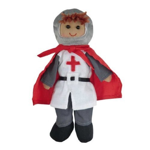 Brave Knight 40cm Rag Doll by Powell Craft