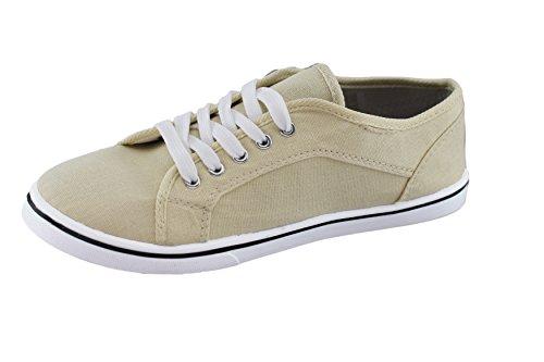 sabbia brandsseller Sneaker Sneaker Beige donna donna brandsseller nYgF0wxq