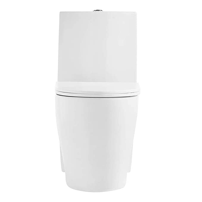 Best Dual Flush Toilet: Swiss Madison SM-1T254