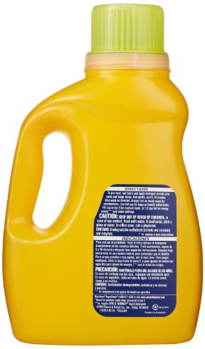 033200095538 - Arm & Hammer Laundry Detergent Plus OxiClean, Fresh Scent, 61.25 Oz carousel main 1