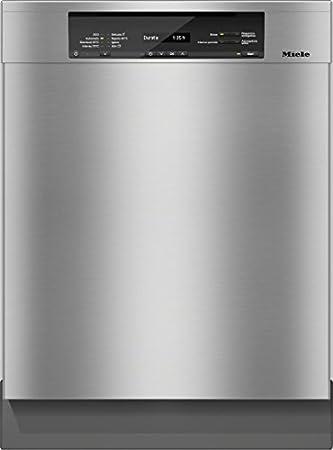 Miele G 6512 SCU CLS lavavajilla - Lavavajillas (Semi-incorporado ...