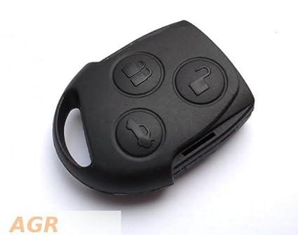 Infrarrojos Carcasa para llave de Ford Transit Mondeo Fiesta ...