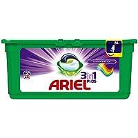 ARIEL 3-en-1 Pods Couleur/Style Lessive Capsules 28Lavages