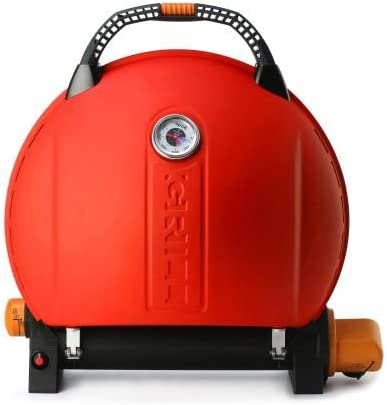 O-Grill 900T Portable Gas Grill by Pro-Iroda – Red