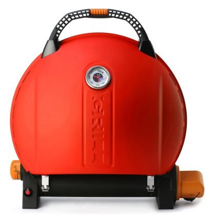 O-Grill 900T Portable Gas Grill by Pro-Iroda - Red by O-Grill