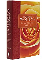 NRSV, Catholic Women's Devotional Bible, Hardcover: Featuring Daily Meditations by Women and a Reading Plan Tied to the Lectionary
