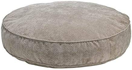 Bowsers Super Soft Round Bed, Small, Cappuccino Treats