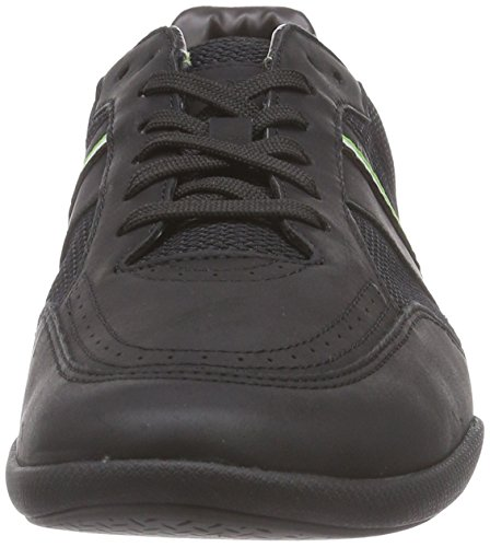 BOSS Green City Tex 1018517601, hombre low-top zapatillas Schwarz (001 black)