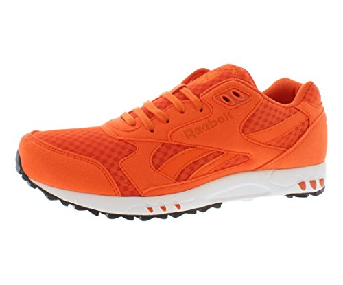 Shoe Running White Black Inferno Mens Reebok Orange 7T1ggq