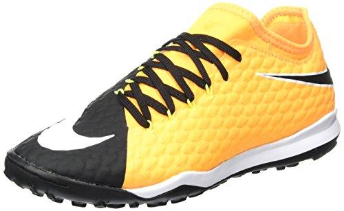 Nike Men's Hypervenomx Finale Ii Tf Footbal Shoes Orange (Laser Orange/Black-white-vert Volt-white) yE2KvCThLf