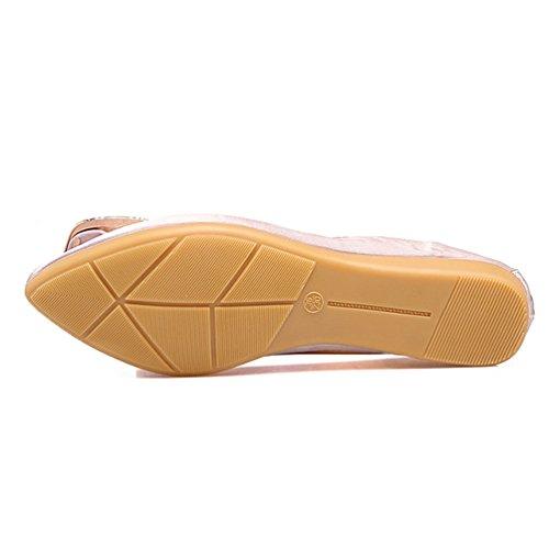 Enfiler Casual Plates Loafers Femme Décontracté Respirant Jrenok 34 42 Ballerine Chaussures À Derby Rose Mocassin Tattnq