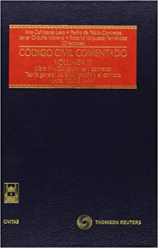 Código Civil Comentado Volumen III - Libro IV- De las ...