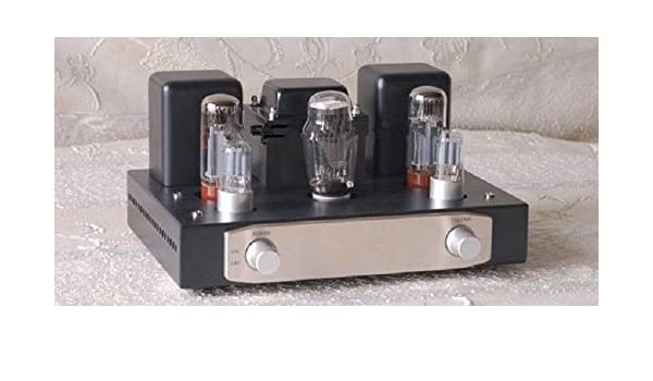 GOWE amplificador de válvulas de una sola terminal rectificador 6 N9 ampliar 5Z3P amplificador de audio montado producto terminado: Amazon.es: Bricolaje y ...