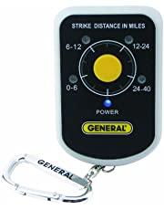 General Tools & Instruments LD7 Personal Lighting Detector