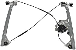 Dorman 741-644 Front Driver Side Replacement Power Window Regulator With Motor For Select Cadillacchevroletgmc Models
