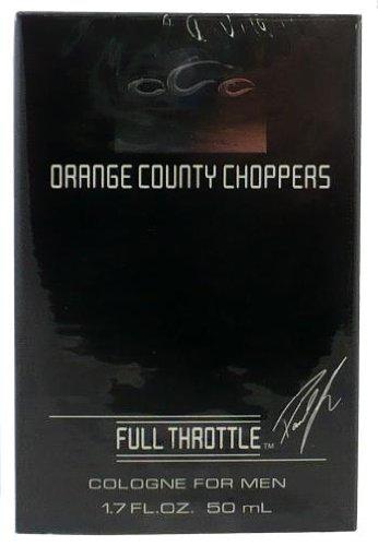 Orange County Choppers Full Throttle EDT Spray Cologne 1....