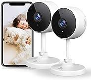 Security Camera Littlelf WiFi Camera Home IP Camera-1080P Indoor Camera, Baby Monitor Camera with 2-Way Audio/
