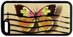 Butterfly Stamp Theme Iphone 5c Case