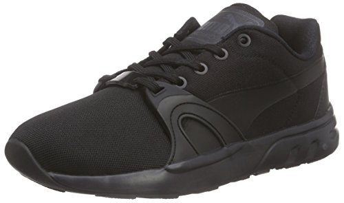 Puma XT S, Baskets Basses Adulte Mixte Noir (Black/Black 01)
