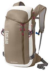 Camelbak SnoBlast Ski Hydration Pack, Brindle/Egret