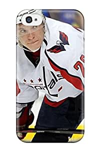 New Arrival Washington Capitals Hockey Nhl (13) For Iphone 4/4s Case Cover