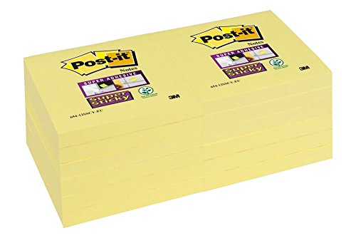 post-it-super-sticky-notes-3-in-x-3-in-canary-yellow-12-pads-pack-90-sheets-pad-654-12sscy