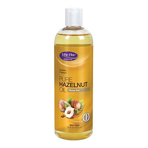 Life-Flo Pure Hazelnut Oil, 16 Fluid Ounce