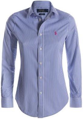 Polo Ralph Lauren Mujer Blusa – Custom Fit – En Diferentes ...