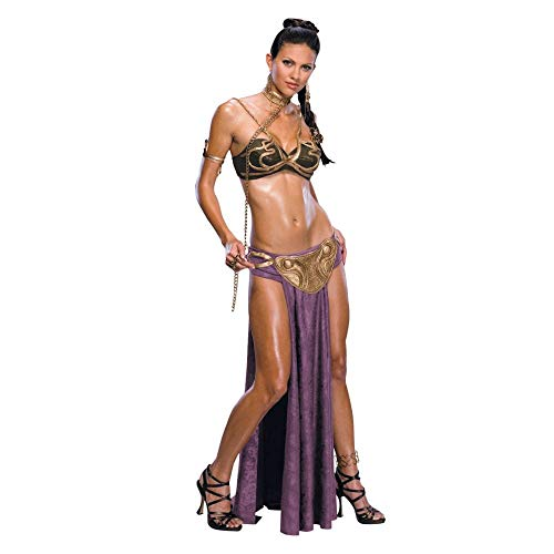 Princess Leia Slave Adult Costume - Large