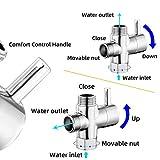 Zengest G1/2 (20mm Diameter) Shower Head Diverter