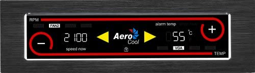 AeroCool Touch1000 Fan and Temperature Controller