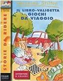 Il libro-valigetta giochi da viaggio