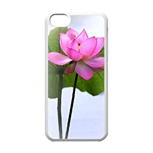 LINMM58281SFBFDGR lotus Unique Design Cover Case with Hard Shell Protection for iphone 5/5s Case lxa#892988MEIMEI